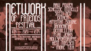 Network of friends festival - 2020